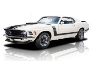 1969-70 Mustang 5 & 6 Speed Conversions