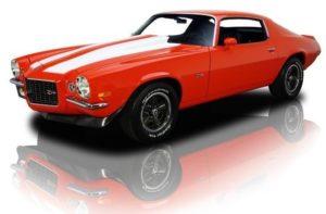 1971 Camaro 5 speed