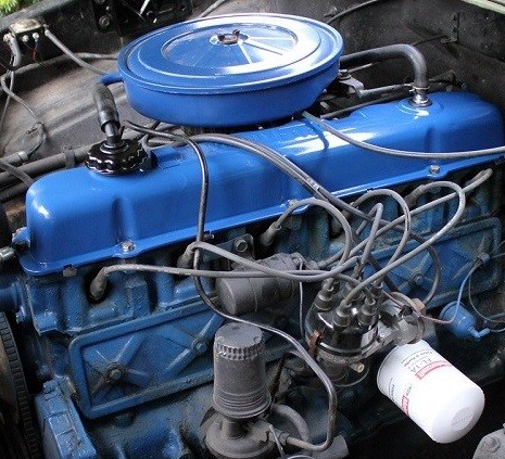 [SCHEMATICS_4JK]  TECH TALK: Ford In-line 6 Cylinder Bell Housing/ Starter & Clutch Match-up  - Modern Driveline | Ford 300 Ci 6 Cylinder Engine Diagram |  | Modern Driveline
