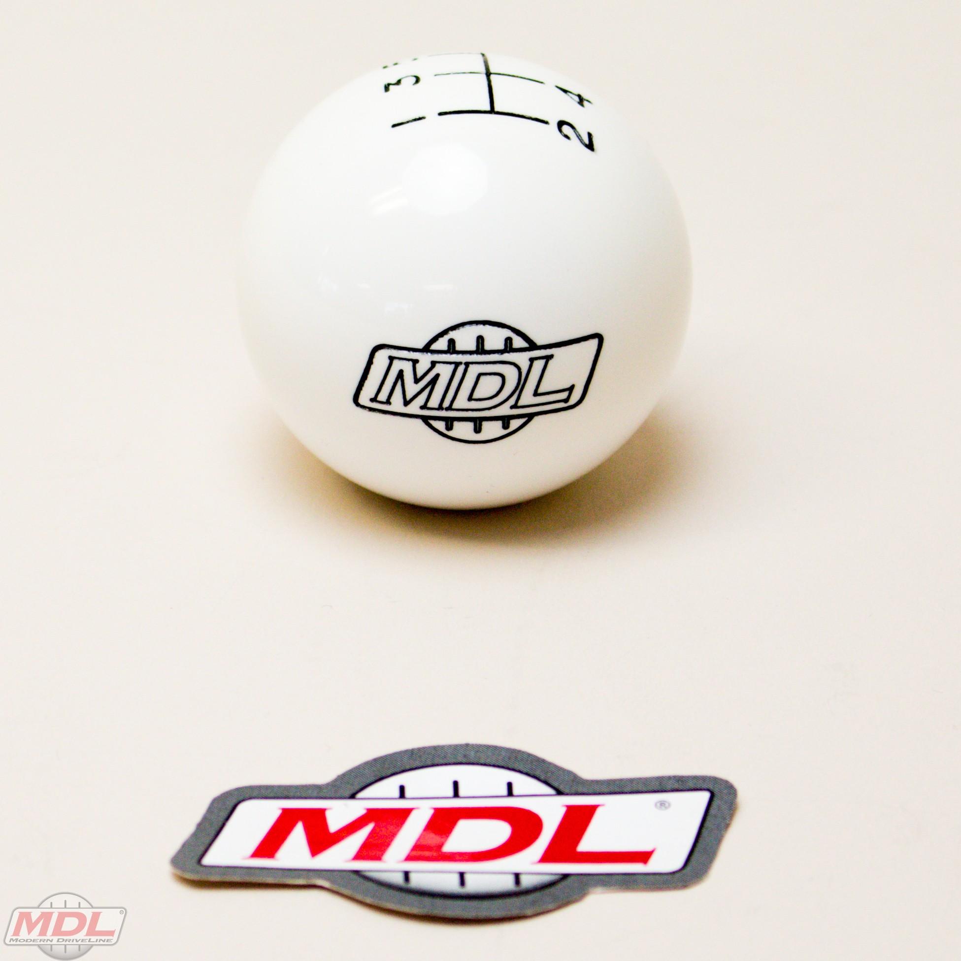 RASNONE Shift Knob Manual Gear Shift Lever Round Ball 8 Ball ...