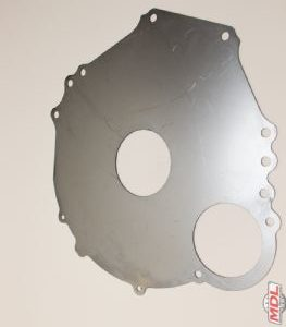 SBF 6-bolt block plate-Stock bell