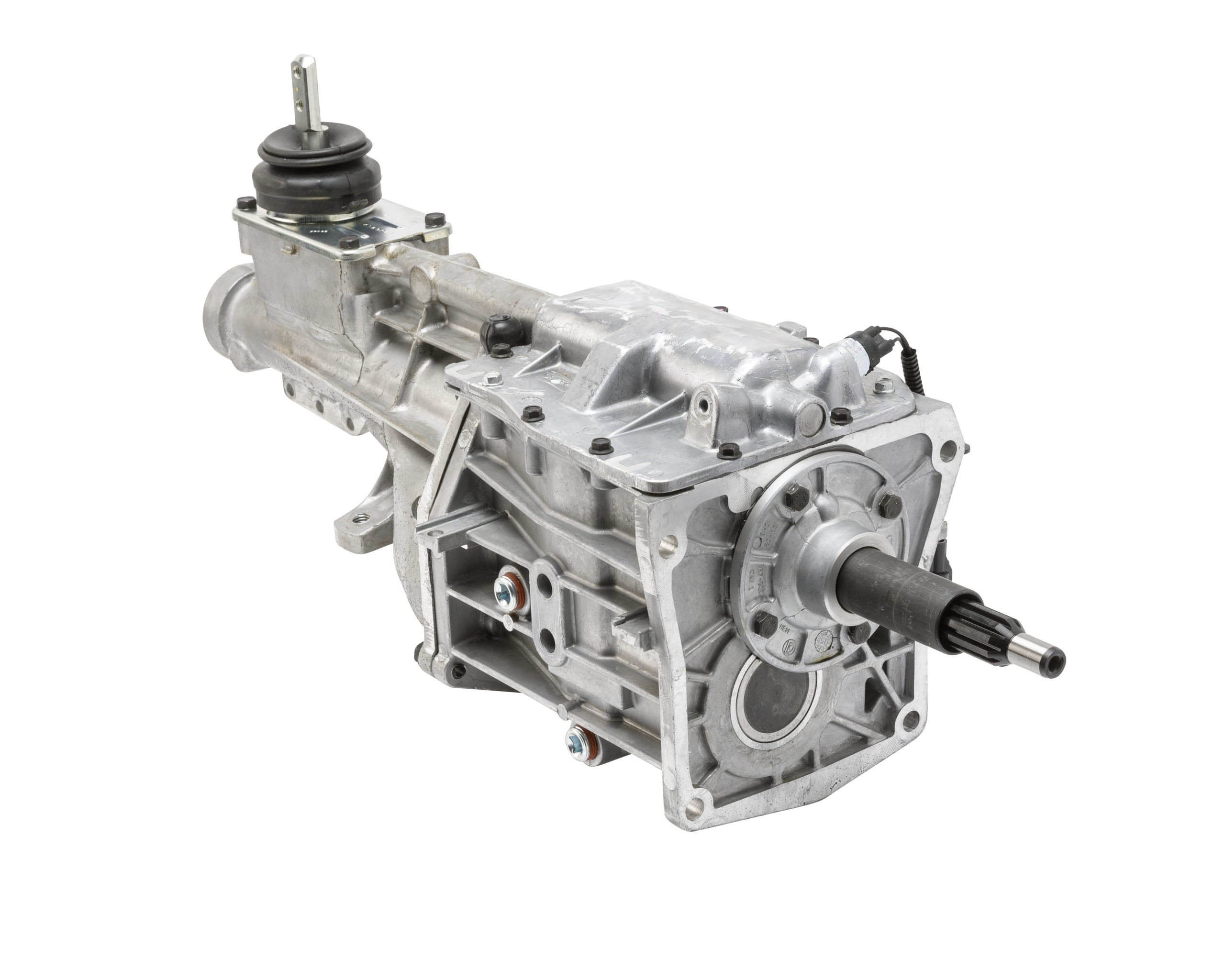 Who Will Build The First Production Manual Transmission Manual Guide