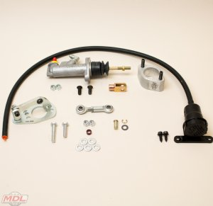 67-68 Mustang/Cougar Hydraulic Clutch Master Kit