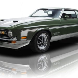 1971-73 Mustang 5 & 6 Speed Conversions