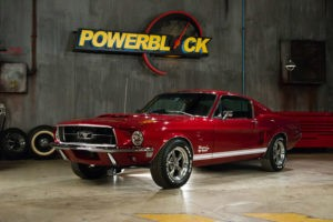 67-68 MUSTANG 5 & 6 SPEED CONVERSIONS
