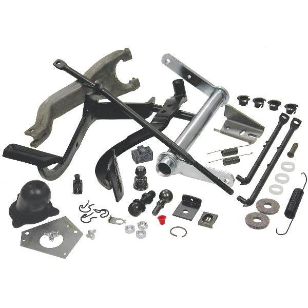 66 Vette Manual clutch pedal kit