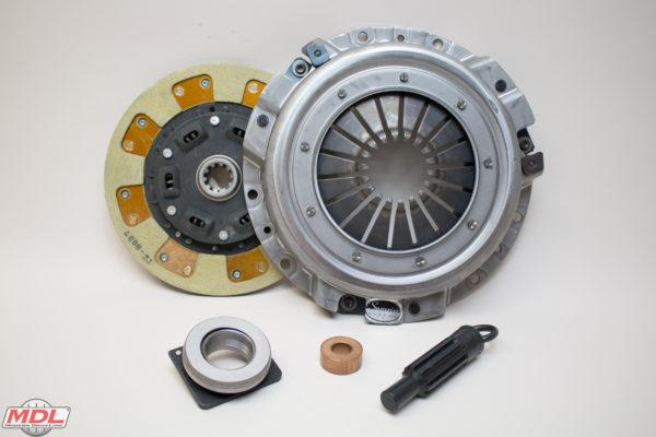 Ford Clutch Set 10.4 Metric/Kevlar facings-HD Plate 26 spline