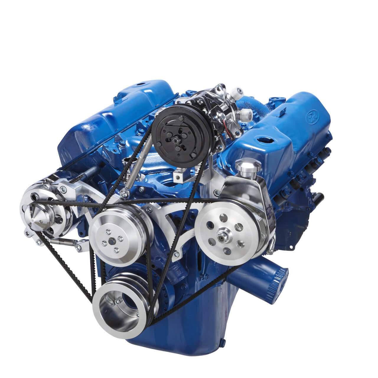 The Confusion Of The 351m 400 Ford Engines Modern Driveline